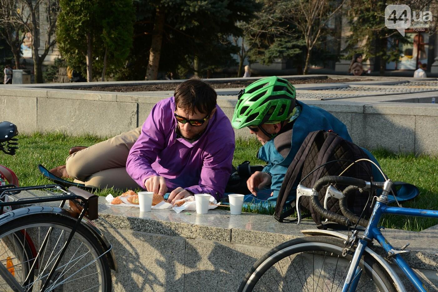 """Акция """"На велосипеде на работу"""": как это было, фото-19"""