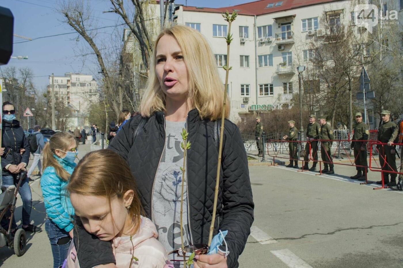 Под Киевом вместо школы хотят построить многоэтажку: жители вышли на митинг, фото-14
