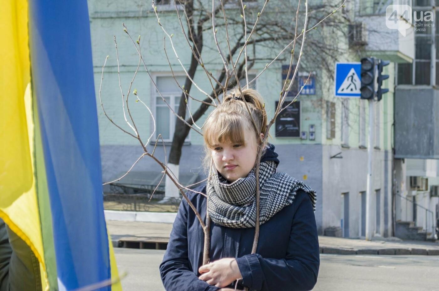 Под Киевом вместо школы хотят построить многоэтажку: жители вышли на митинг, фото-12