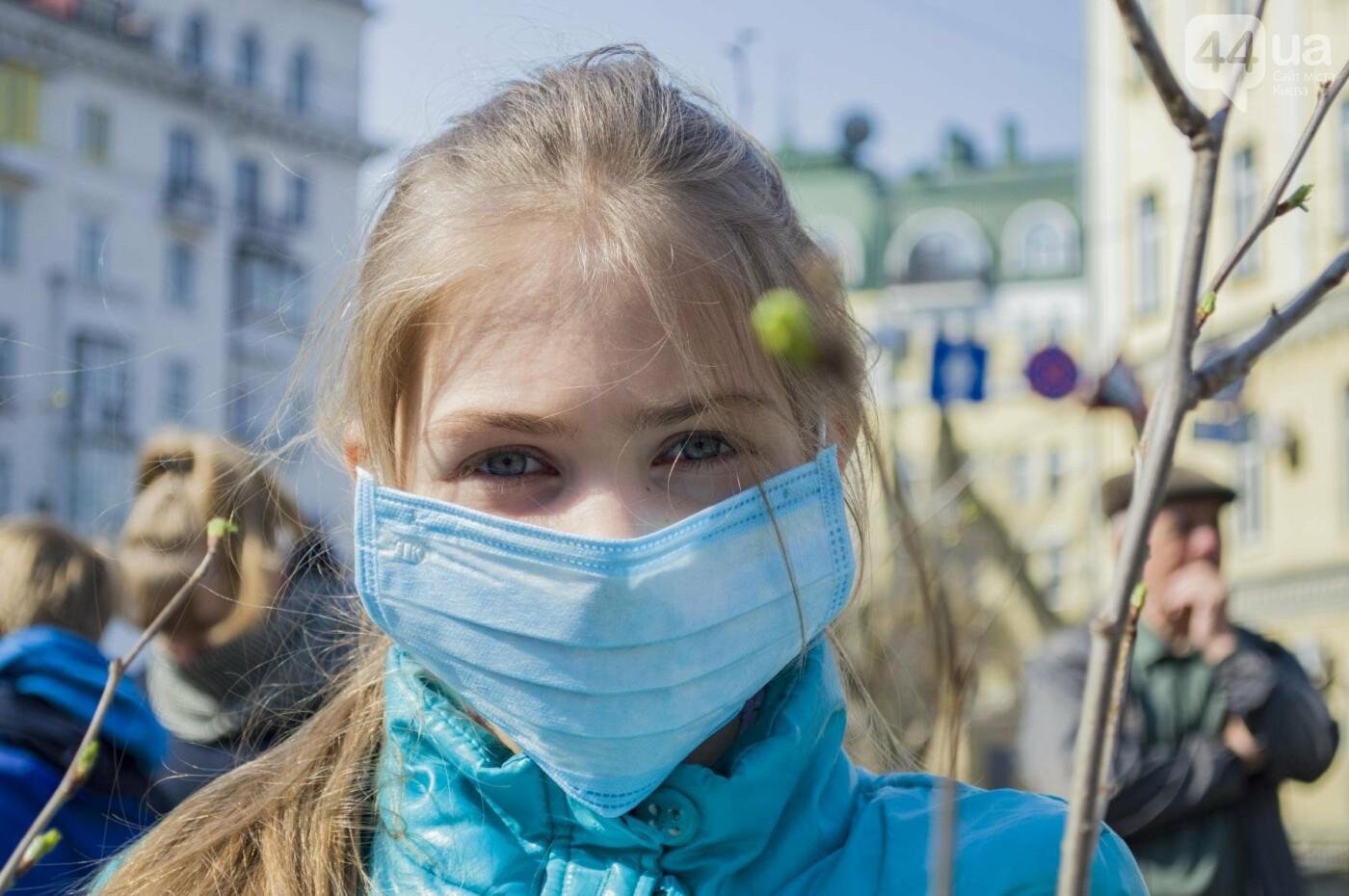 Под Киевом вместо школы хотят построить многоэтажку: жители вышли на митинг, фото-13