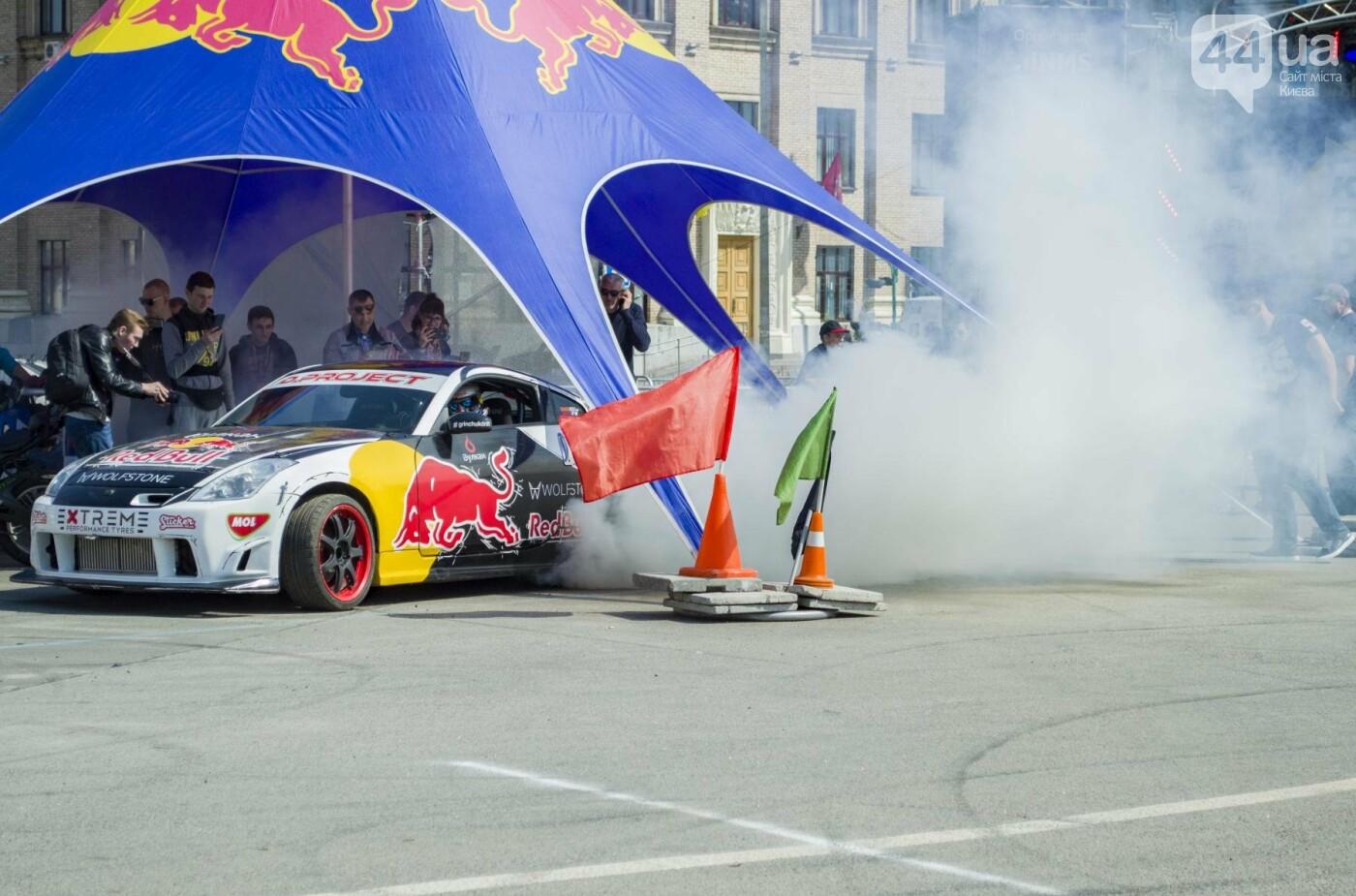 Мотогонки, автошоу патрульных и мощный дрифт: на Подоле проходит масштабный фестиваль драйва, фото-10