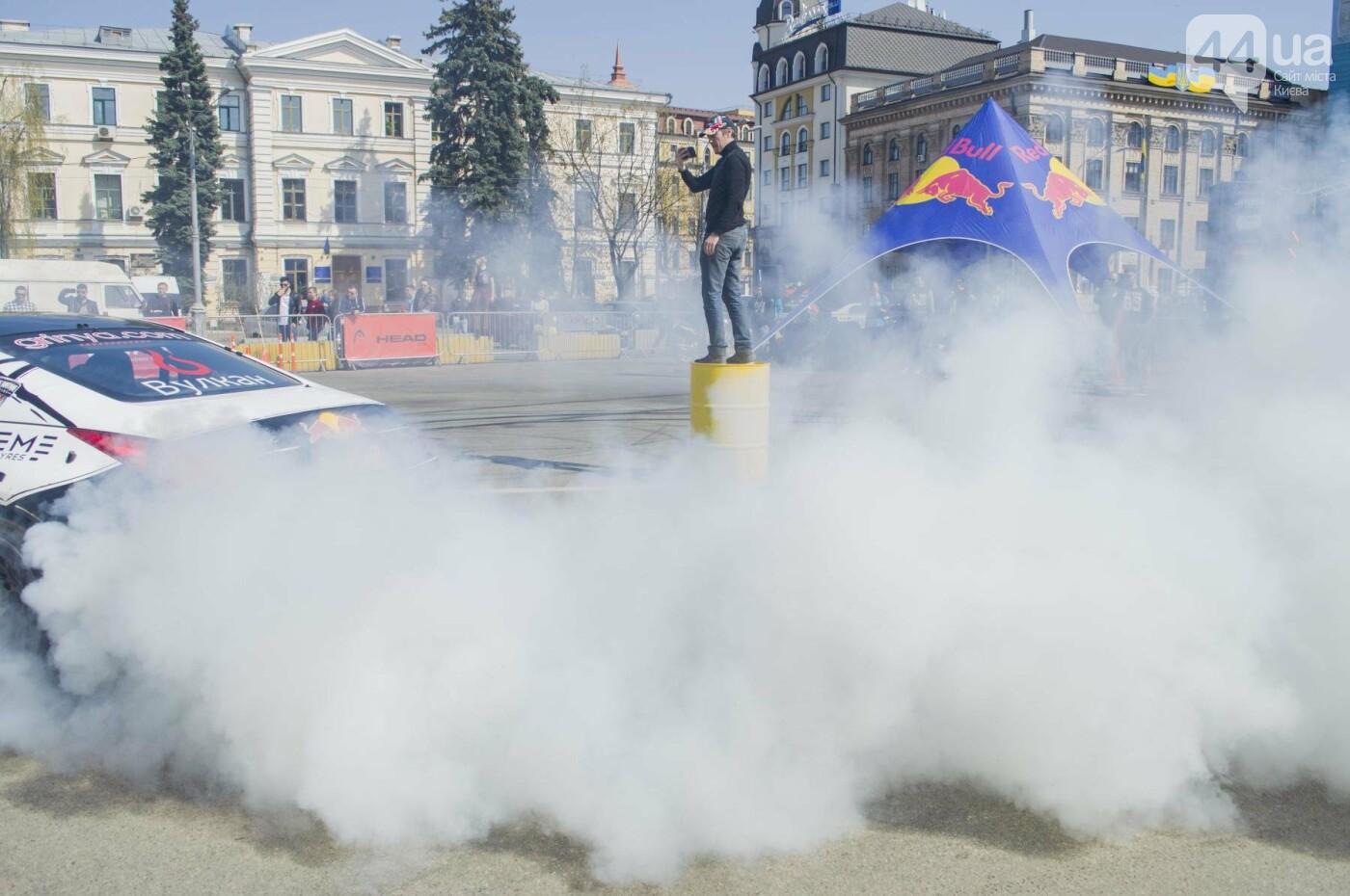 Мотогонки, автошоу патрульных и мощный дрифт: на Подоле проходит масштабный фестиваль драйва, фото-16