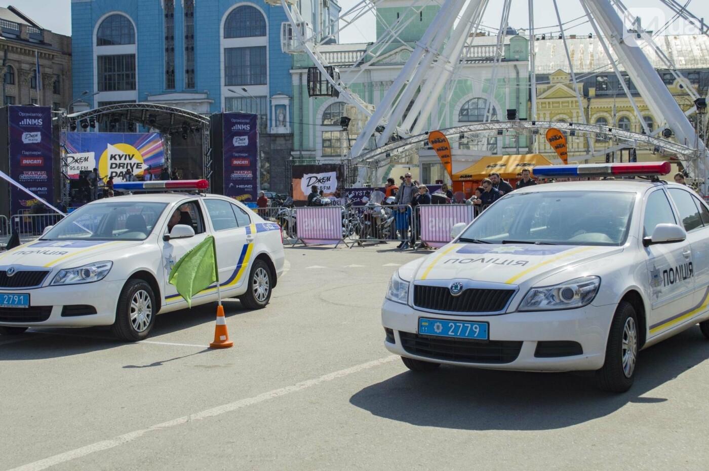 Мотогонки, автошоу патрульных и мощный дрифт: на Подоле проходит масштабный фестиваль драйва, фото-17
