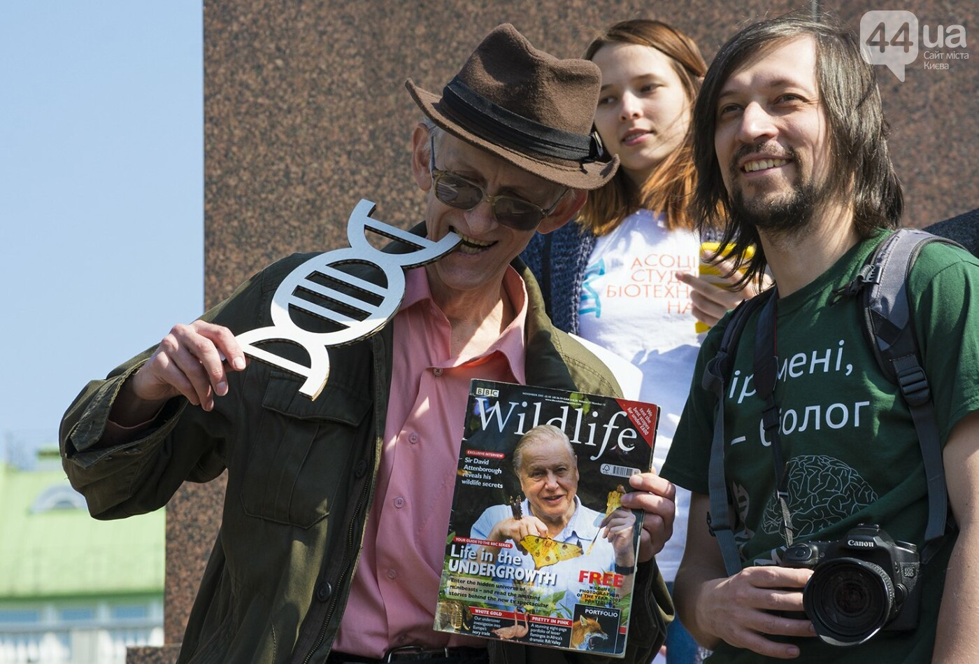 Ученые против мракобесия: в Киеве прошел марш за науку, фото-16
