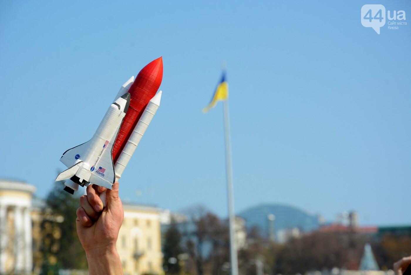Ученые против мракобесия: в Киеве прошел марш за науку, фото-39