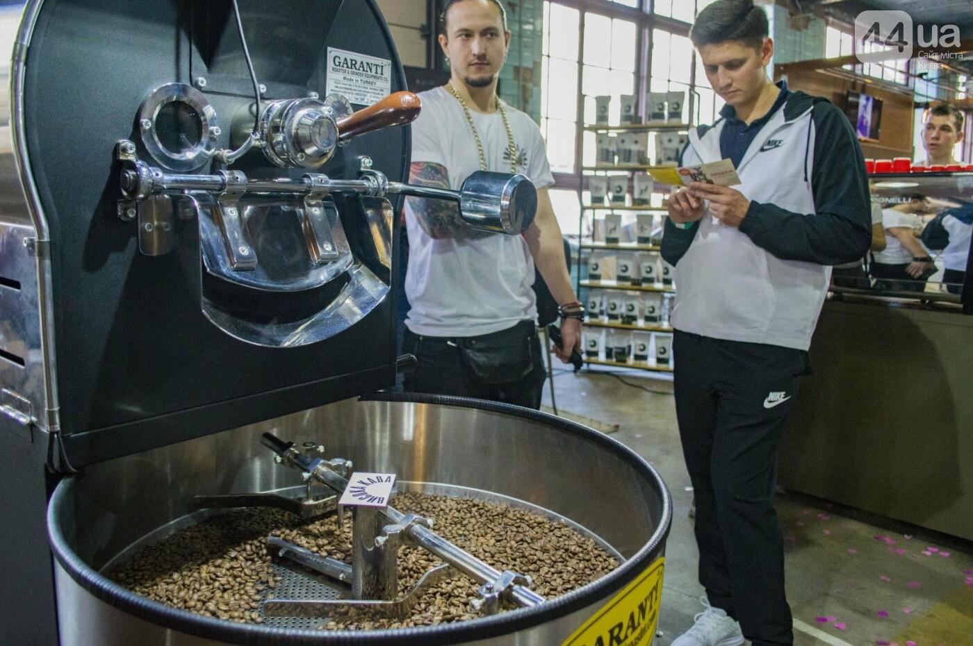 В Киеве прошел самый масштабный кофейный фестиваль страны, фото-14