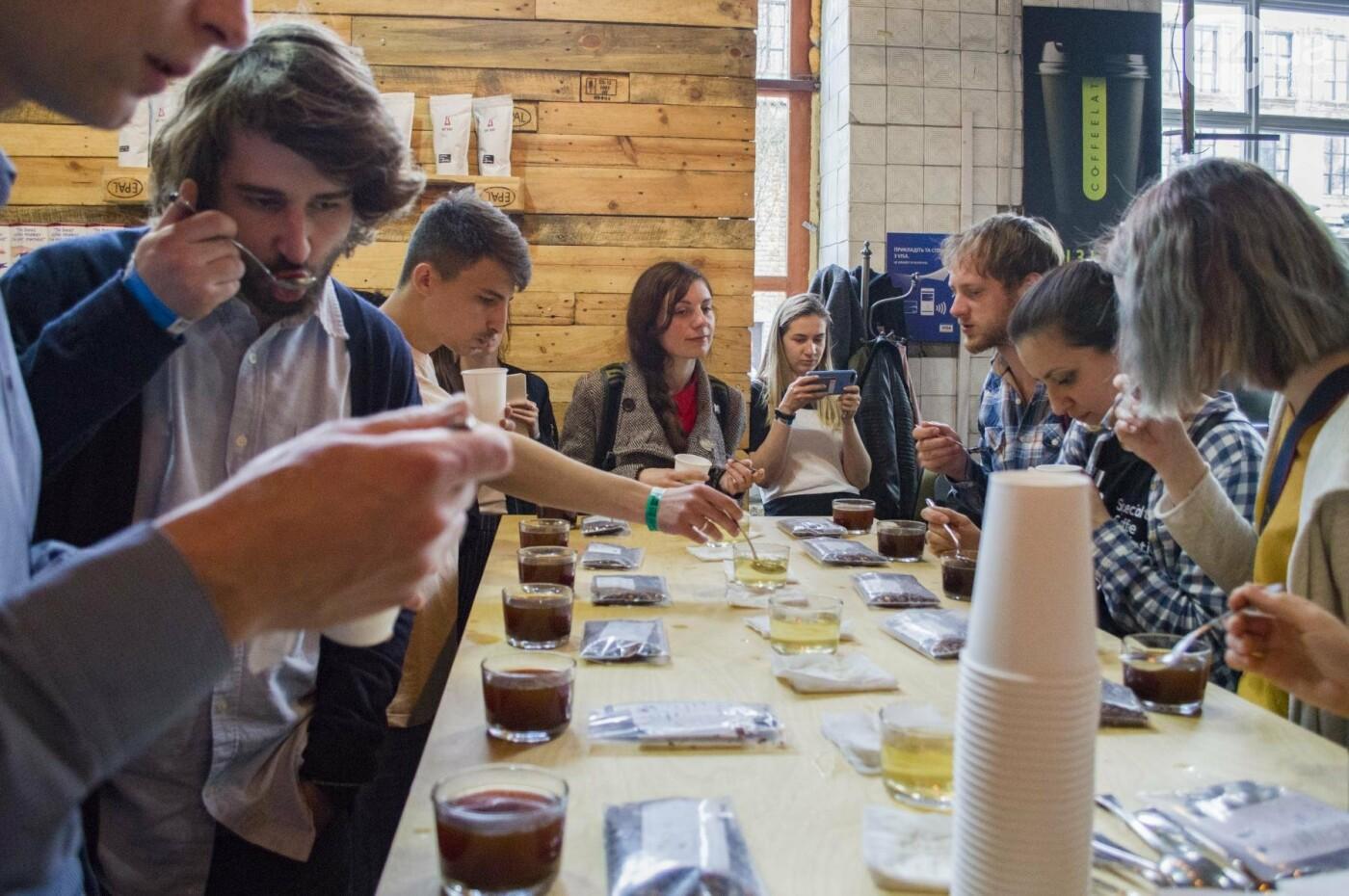 В Киеве прошел самый масштабный кофейный фестиваль страны, фото-17