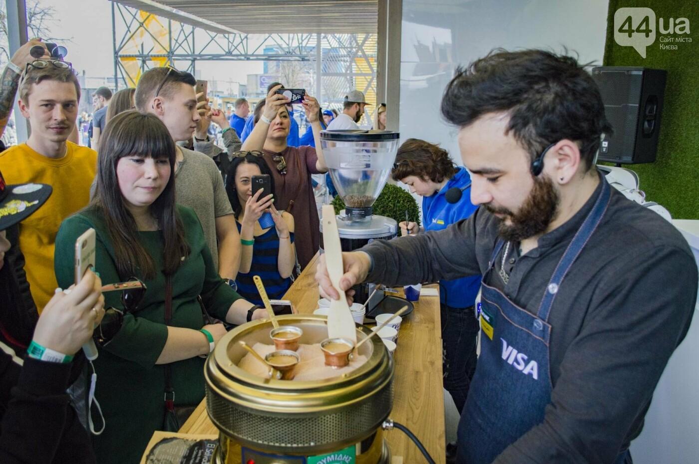 В Киеве прошел самый масштабный кофейный фестиваль страны, фото-4