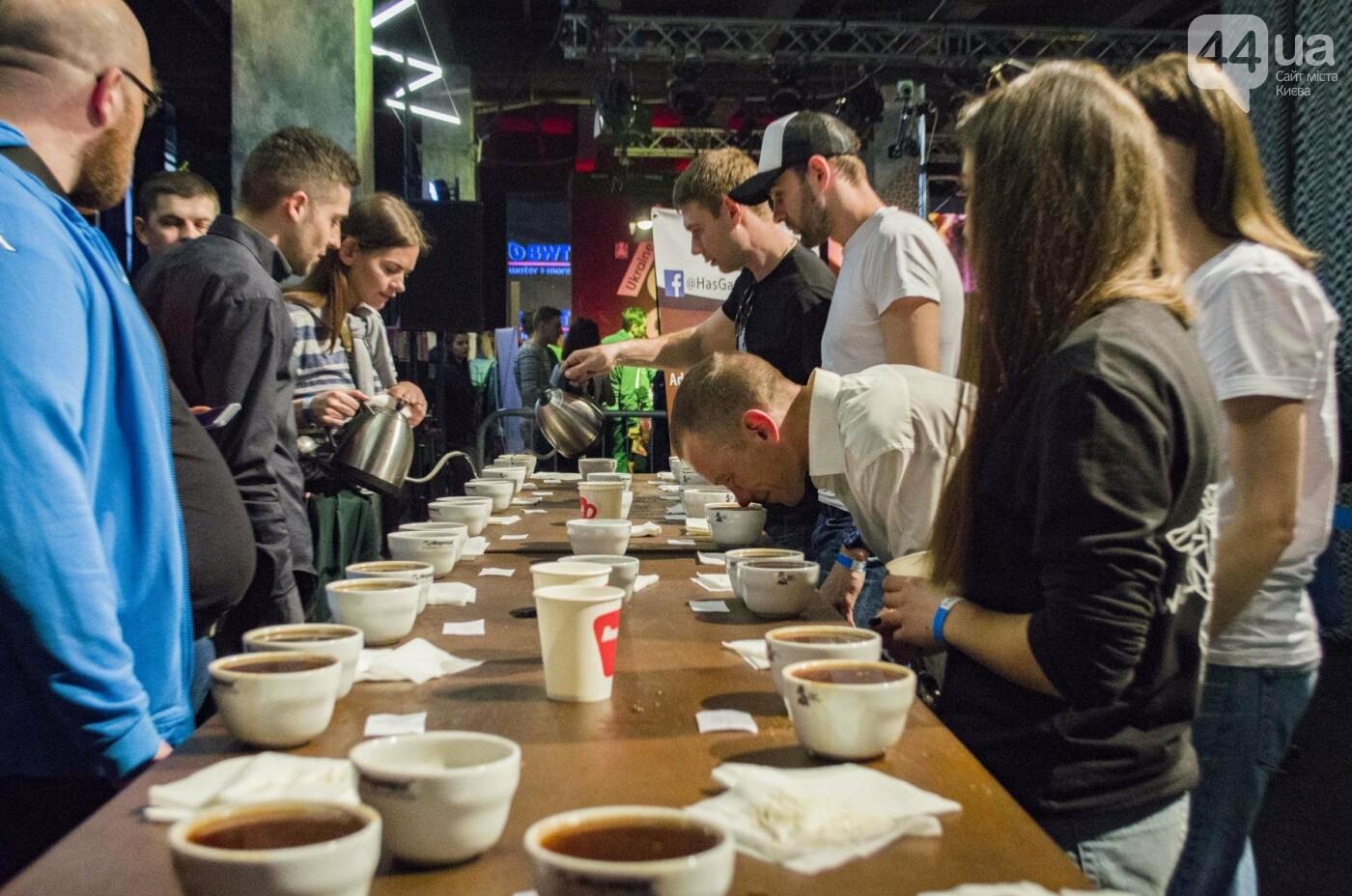 В Киеве прошел самый масштабный кофейный фестиваль страны, фото-7
