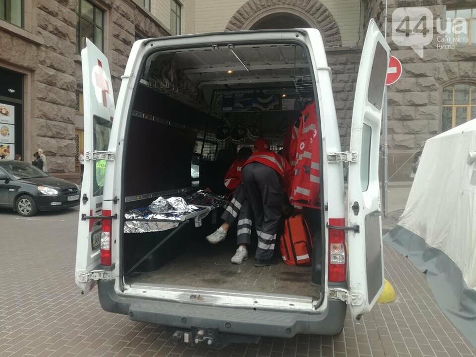 Под КГГА провели мастер-класс по оказанию первой помощи, фото-6