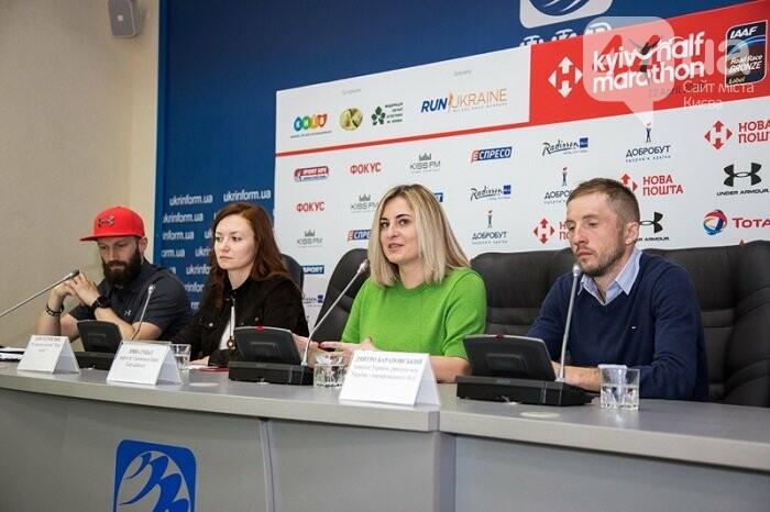 Дмитрий Барановский вернулся в Украину ради участия в 8th Nova Poshta Kyiv Half Marathon, фото-1