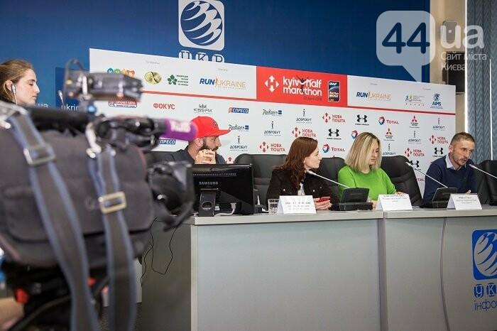 Дмитрий Барановский вернулся в Украину ради участия в 8th Nova Poshta Kyiv Half Marathon, фото-4