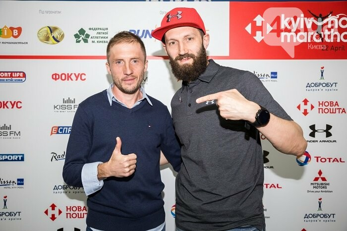 Дмитрий Барановский вернулся в Украину ради участия в 8th Nova Poshta Kyiv Half Marathon, фото-5