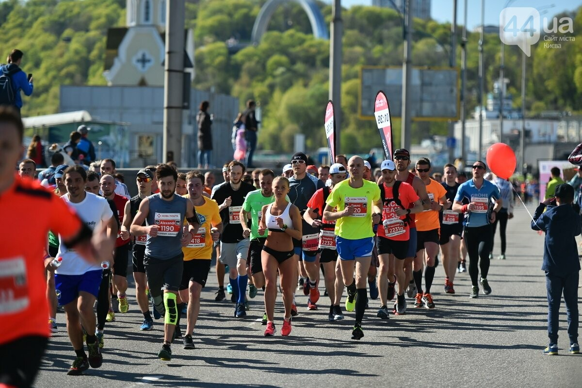 8th Nova Poshta Kyiv Half Marathon 2018 открыл новую страницу в беговой истории Украины, фото-9