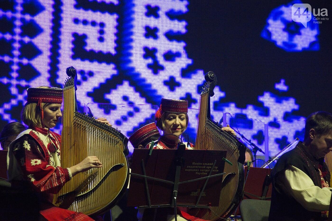 ONUKA и оркестр НАОНИ: в центре Киева сыграли техногенную симфонию, фото-8