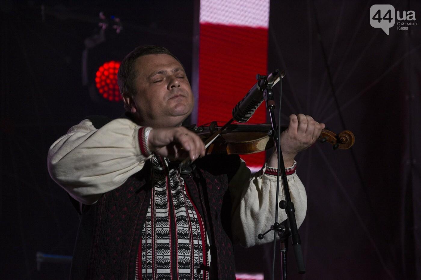 ONUKA и оркестр НАОНИ: в центре Киева сыграли техногенную симфонию, фото-9