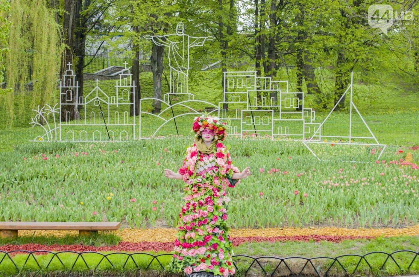 В Киеве открылась масштабная выставка тюльпанов, фото-7