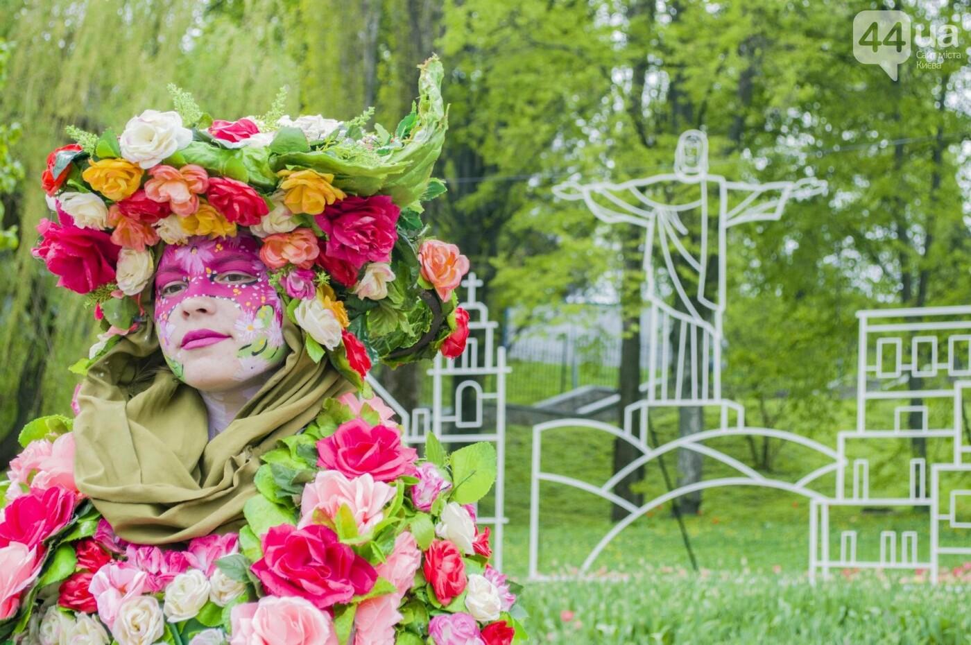 В Киеве открылась масштабная выставка тюльпанов, фото-8