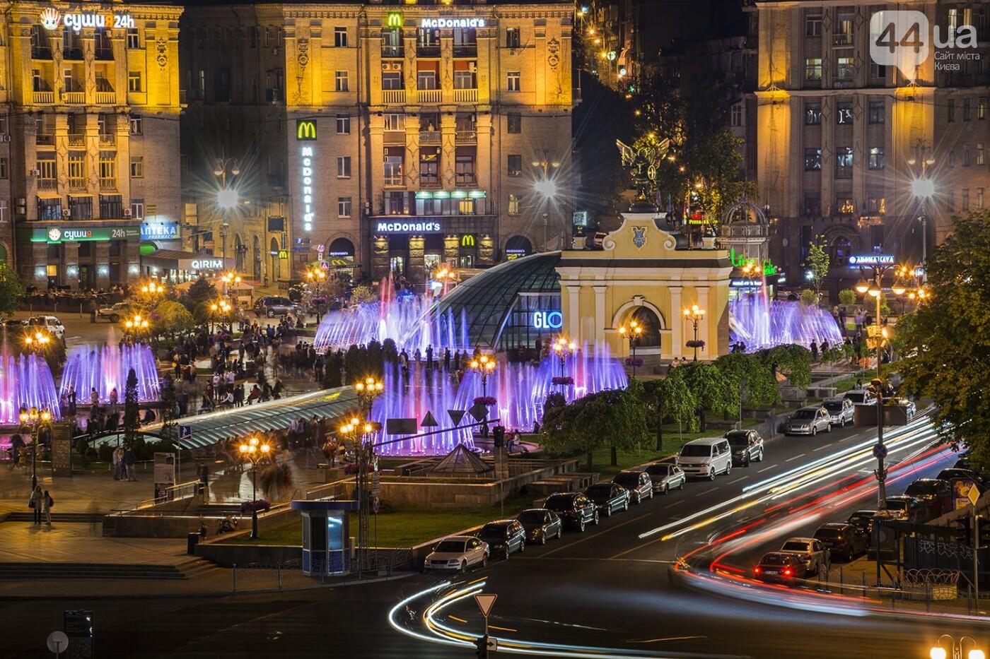 В Киеве включили фонтаны , фото-15
