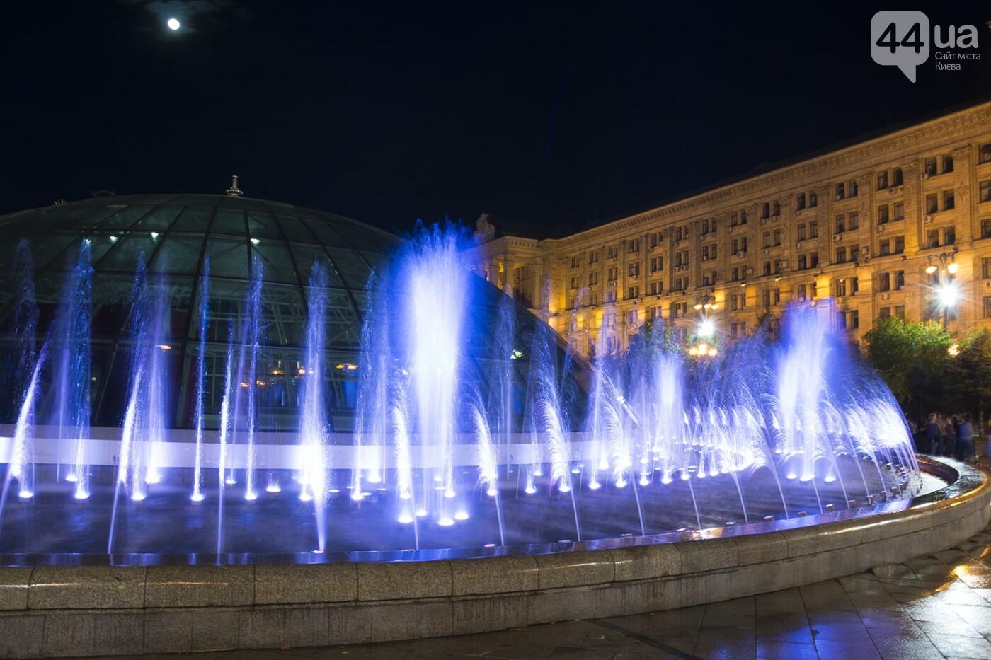 В Киеве включили фонтаны , фото-9