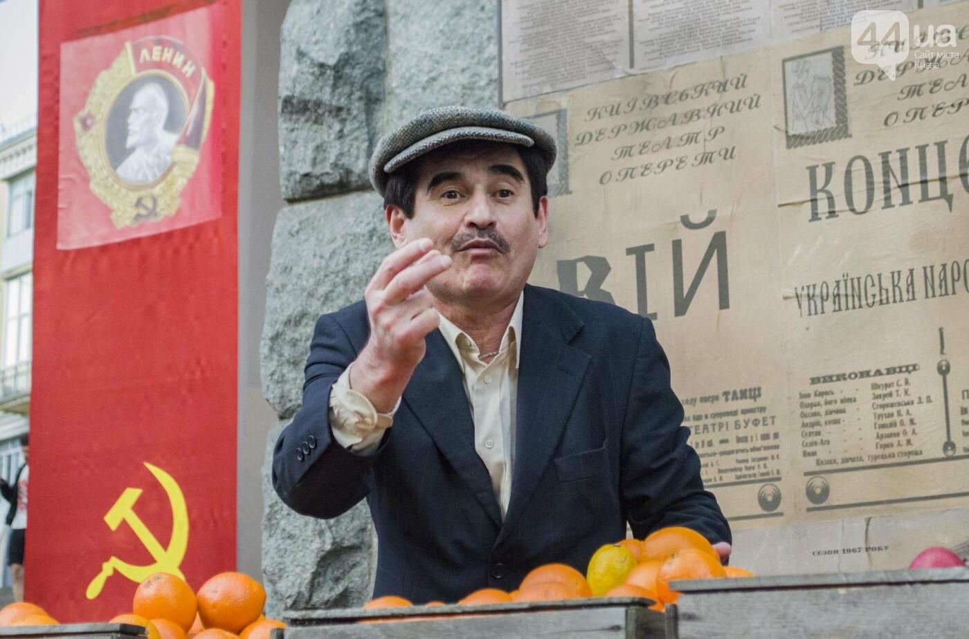 В Киеве снимают фильм об известном украинце: эксклюзивные закулисные фото, фото-7