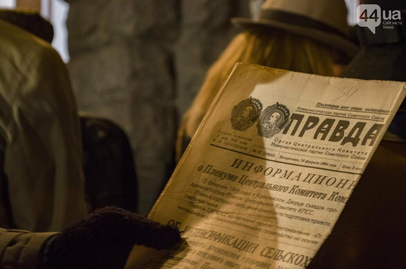 В Киеве снимают фильм об известном украинце: эксклюзивные закулисные фото, фото-15