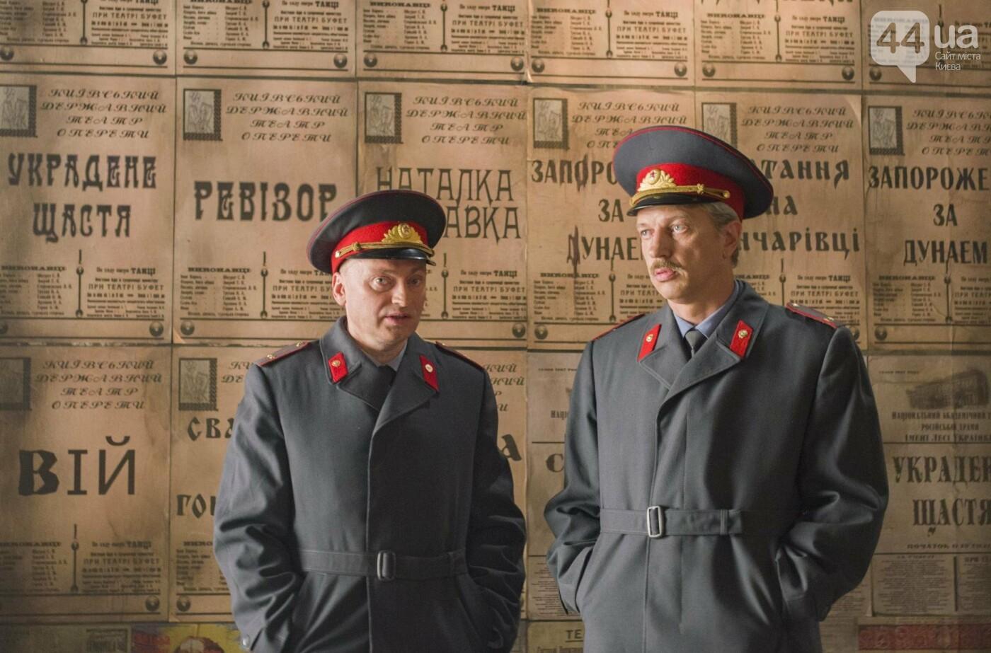 В Киеве снимают фильм об известном украинце: эксклюзивные закулисные фото, фото-16