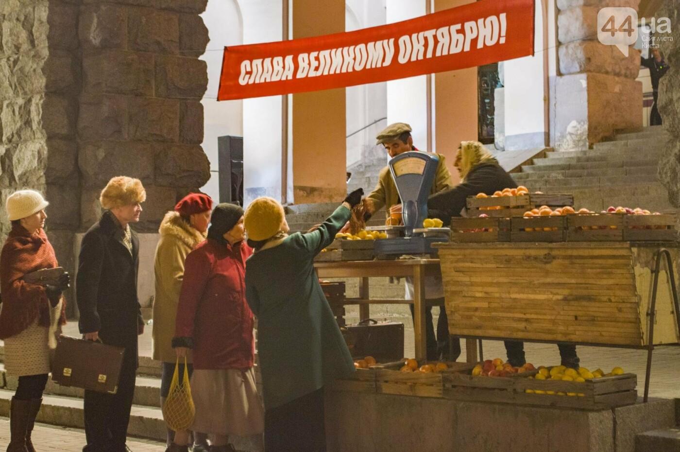 В Киеве снимают фильм об известном украинце: эксклюзивные закулисные фото, фото-17