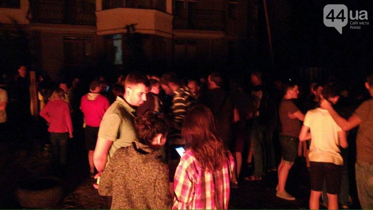 Бунт под Киевом: жители Ирпеня протестуют из-за отсутствия электричества, - ФОТО, фото-4