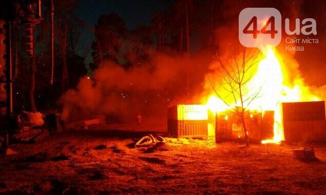 Скандальная застройка в Святошинском районе: местную «Свободу» обвиняют во вмешательстве в конфликт, фото-4