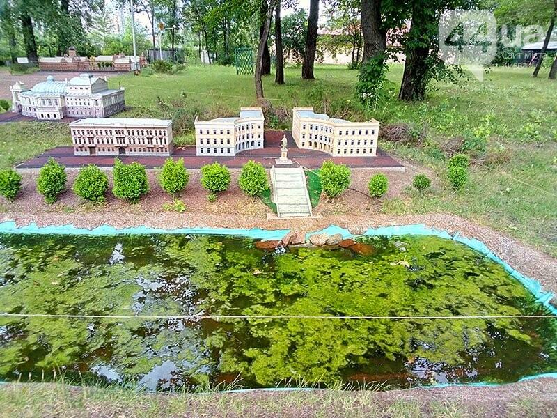 Столичный парк «Киев в миниатюре» приходит в упадок, - ФОТО, фото-2