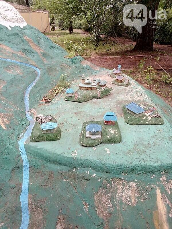 Столичный парк «Киев в миниатюре» приходит в упадок, - ФОТО, фото-3
