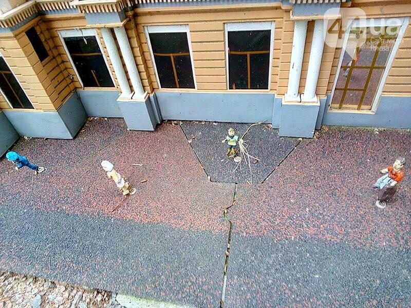 Столичный парк «Киев в миниатюре» приходит в упадок, - ФОТО, фото-6