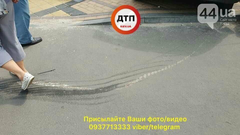 Фото: ДТП на Дорогожичах (dtp.kiev.ua)