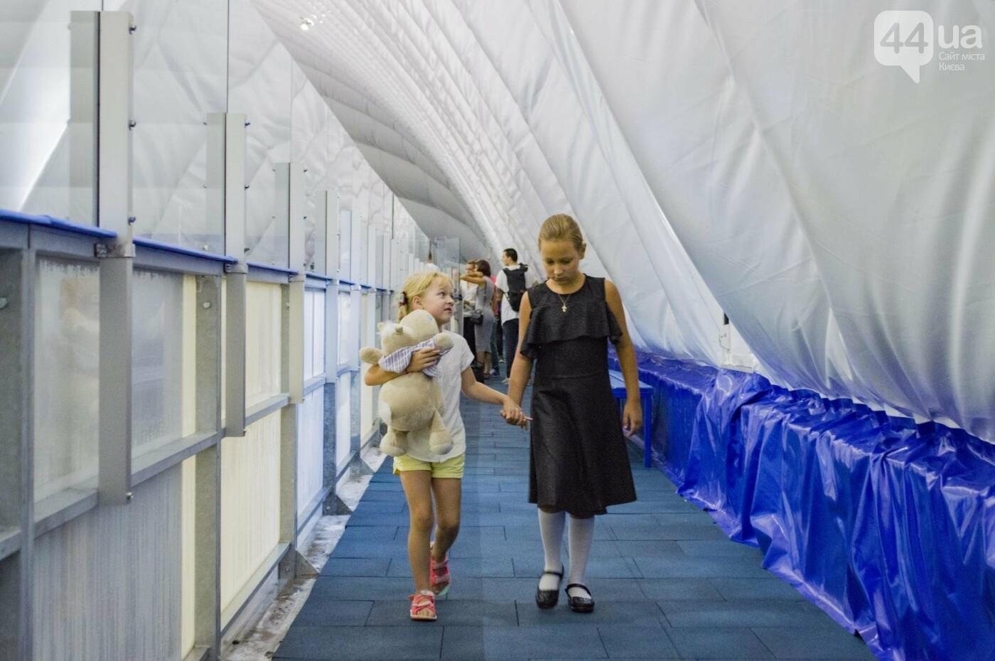 На ВДНХ открыли большую ледовую арену, - ФОТОРЕПОРТАЖ, фото-7