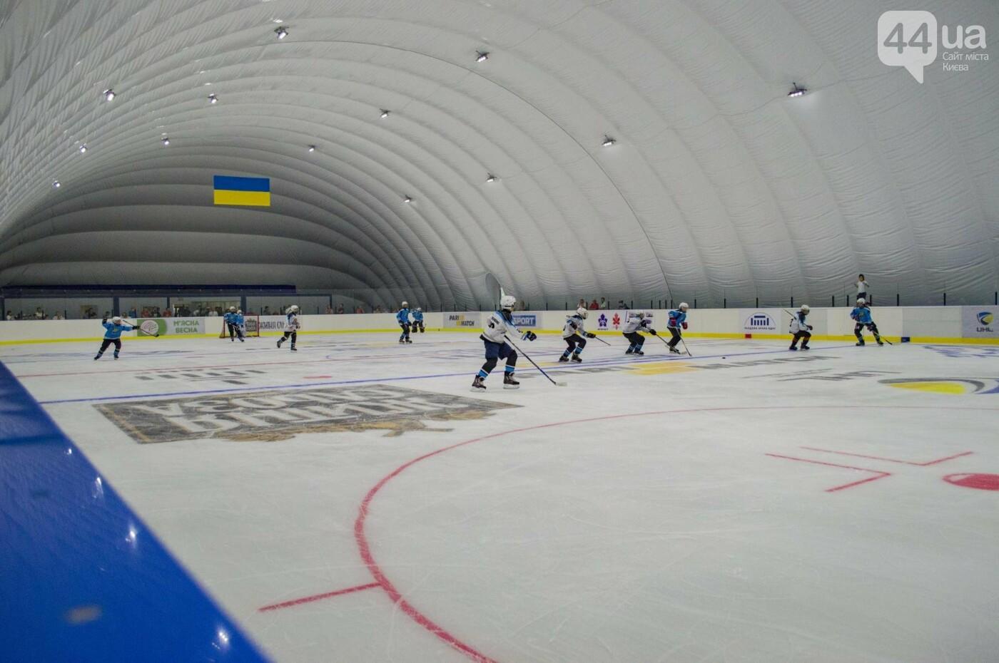 На ВДНХ открыли большую ледовую арену, - ФОТОРЕПОРТАЖ, фото-13