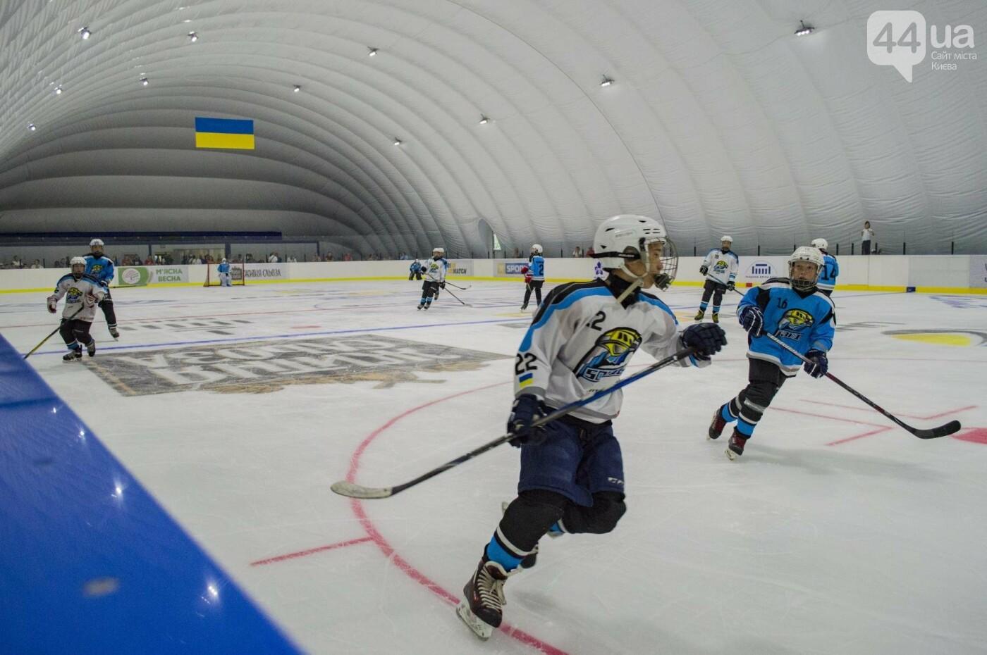 На ВДНХ открыли большую ледовую арену, - ФОТОРЕПОРТАЖ, фото-17