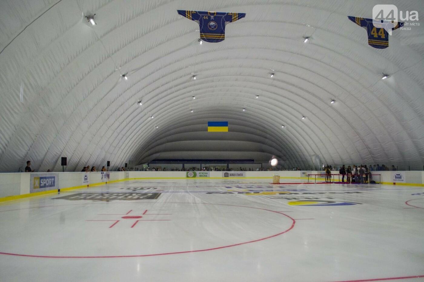 На ВДНХ открыли большую ледовую арену, - ФОТОРЕПОРТАЖ, фото-2