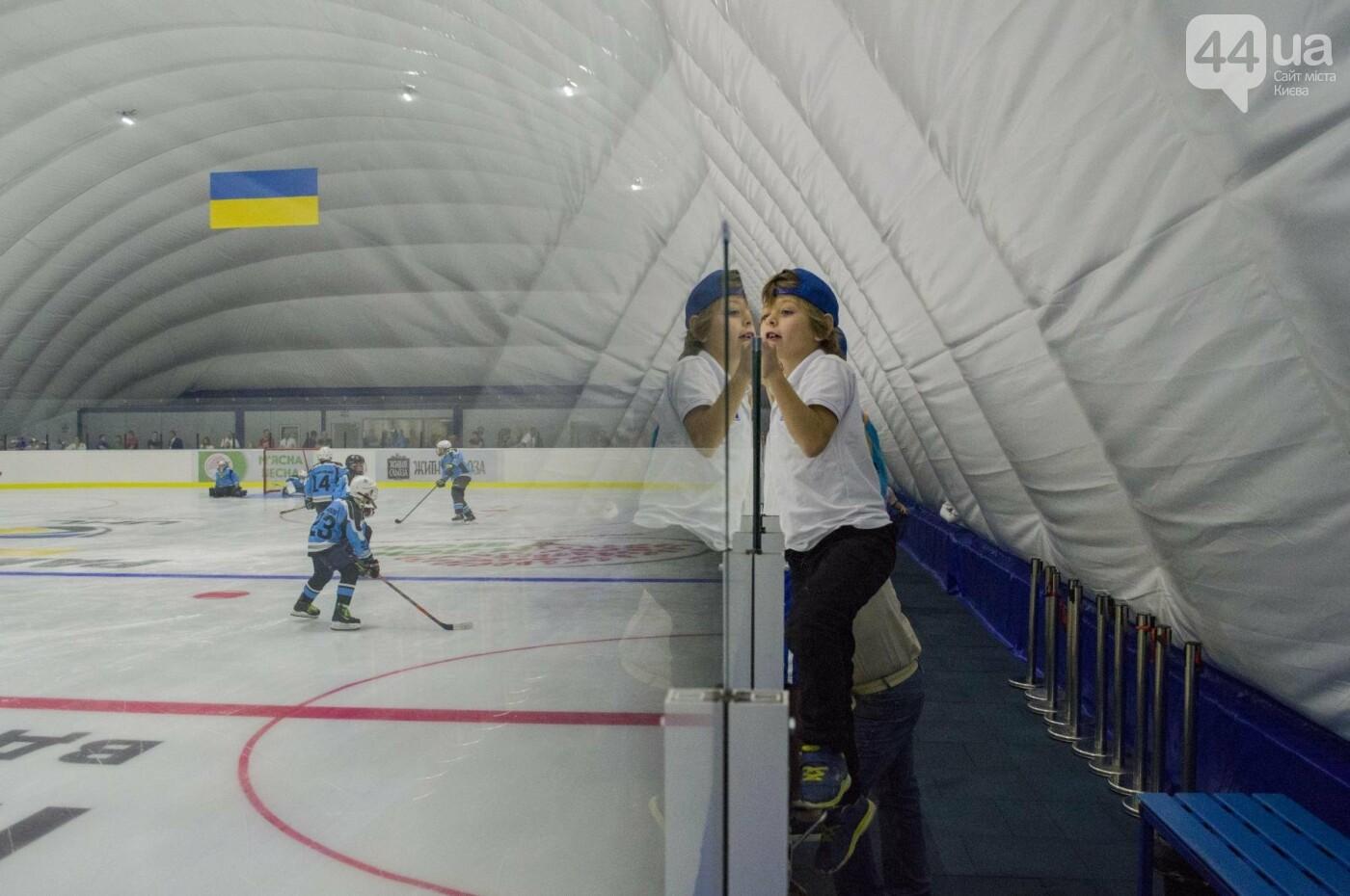 На ВДНХ открыли большую ледовую арену, - ФОТОРЕПОРТАЖ, фото-18