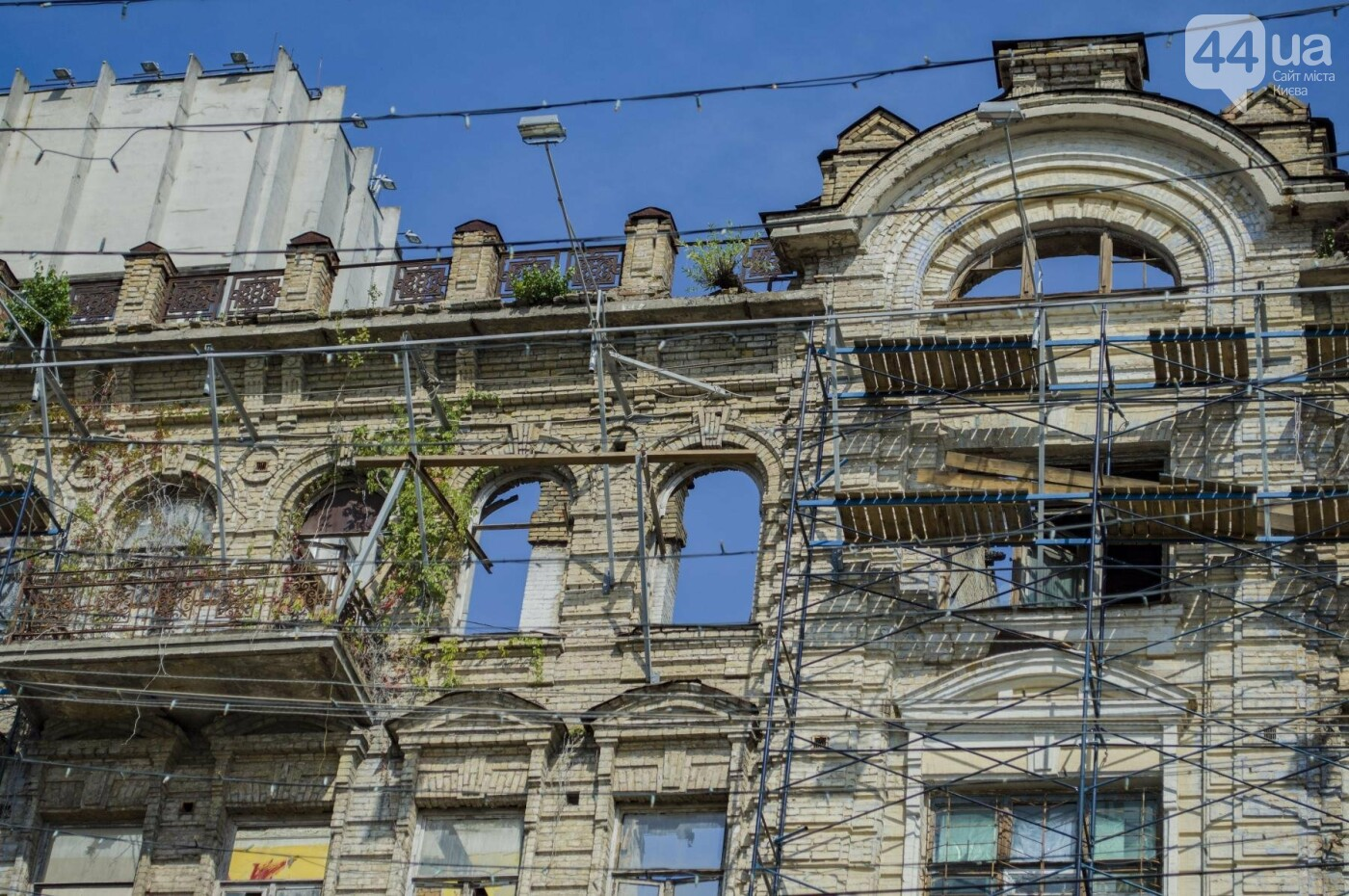 В центре Киева спасут от разрушения исторический дом, фото-3