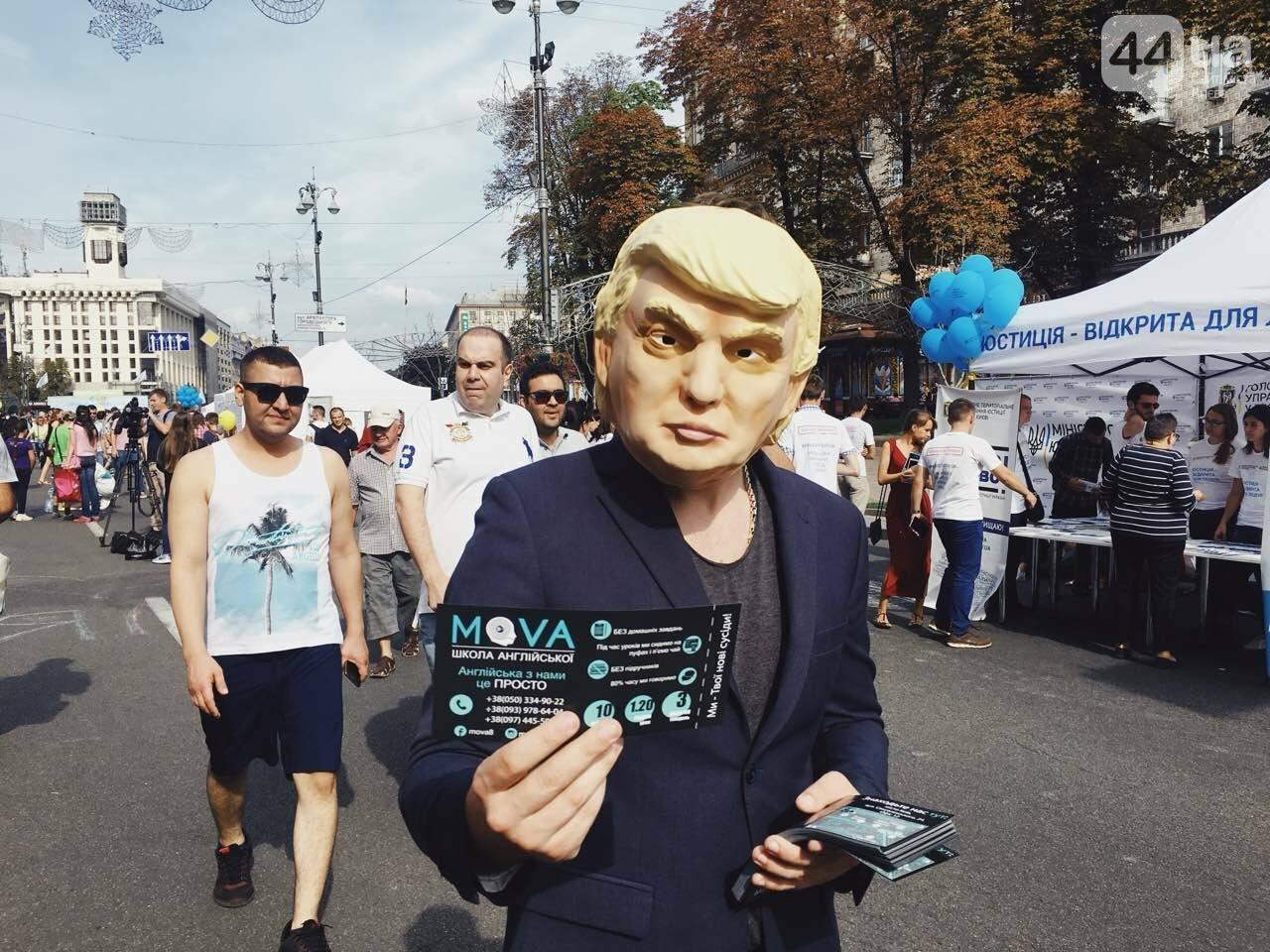 """Как на Крещатике прошел фестиваль """"Маркет языков"""", - ФОТООТЧЕТ, фото-26"""