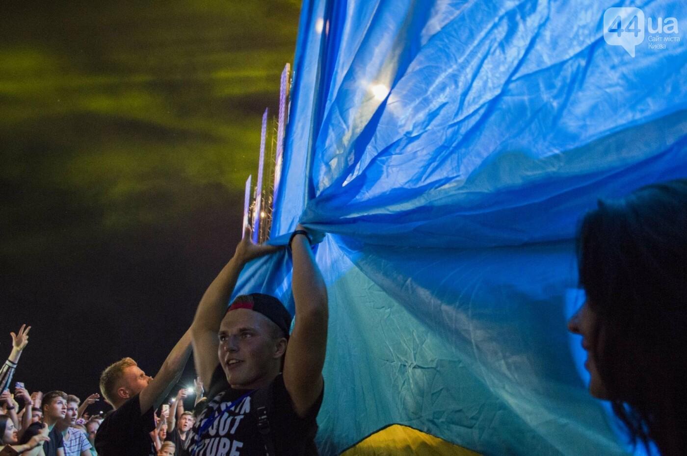 """Взрывные """"MOZGI"""", патриотичный Ярмак и воздушный шар: как в Киеве отгремел первый SolomaFest, фото-27"""