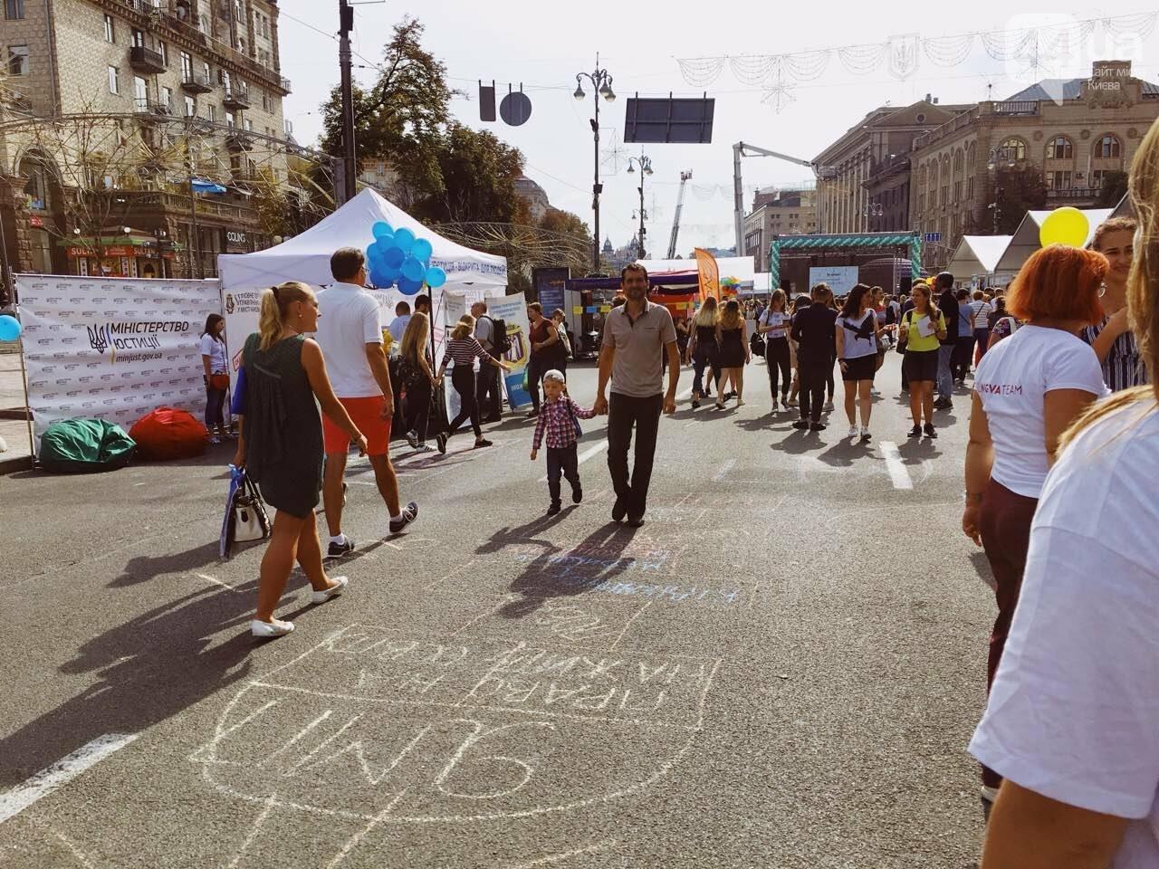 """Как на Крещатике прошел фестиваль """"Маркет языков"""", - ФОТООТЧЕТ, фото-28"""