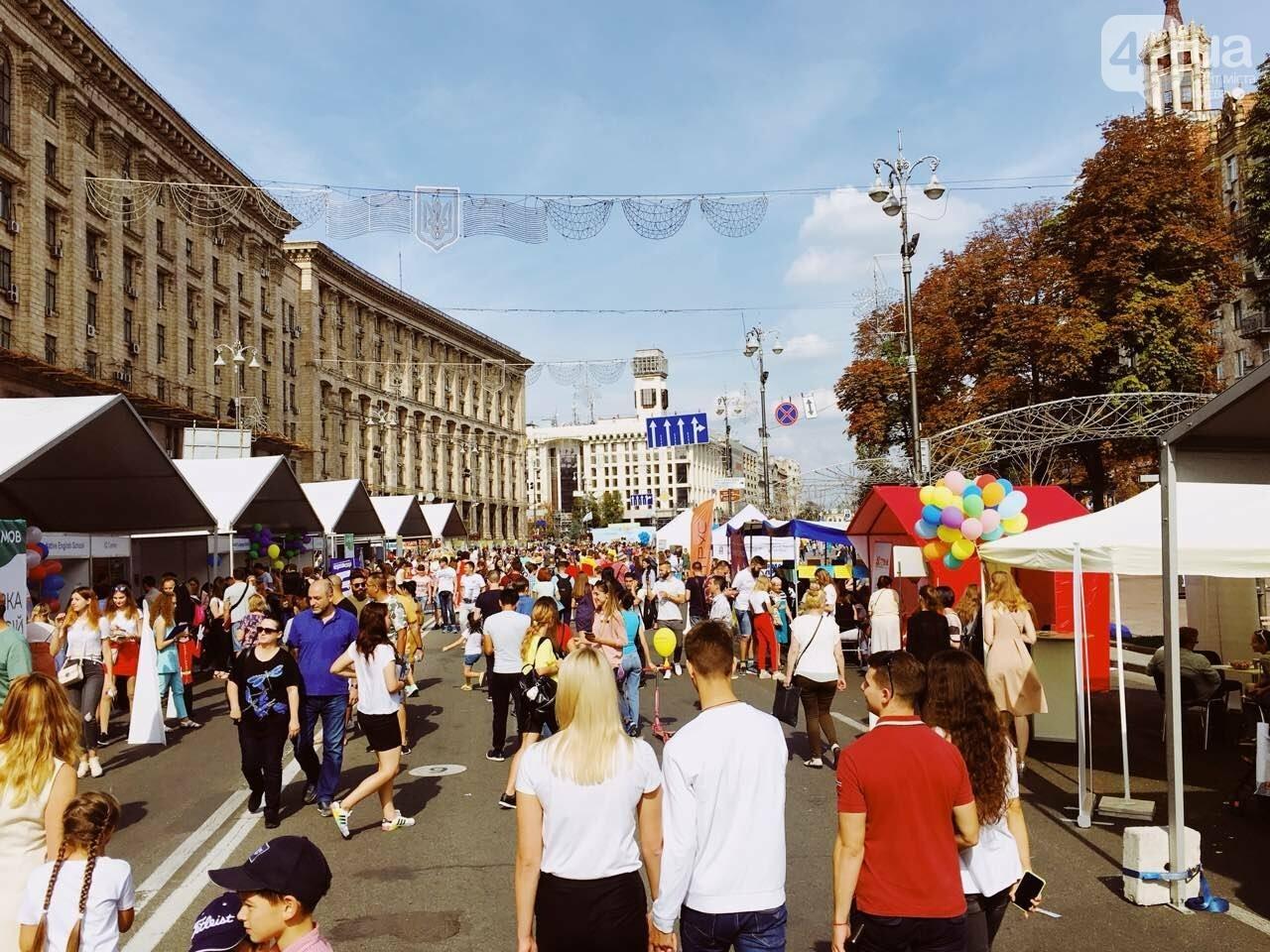 """Как на Крещатике прошел фестиваль """"Маркет языков"""", - ФОТООТЧЕТ, фото-27"""