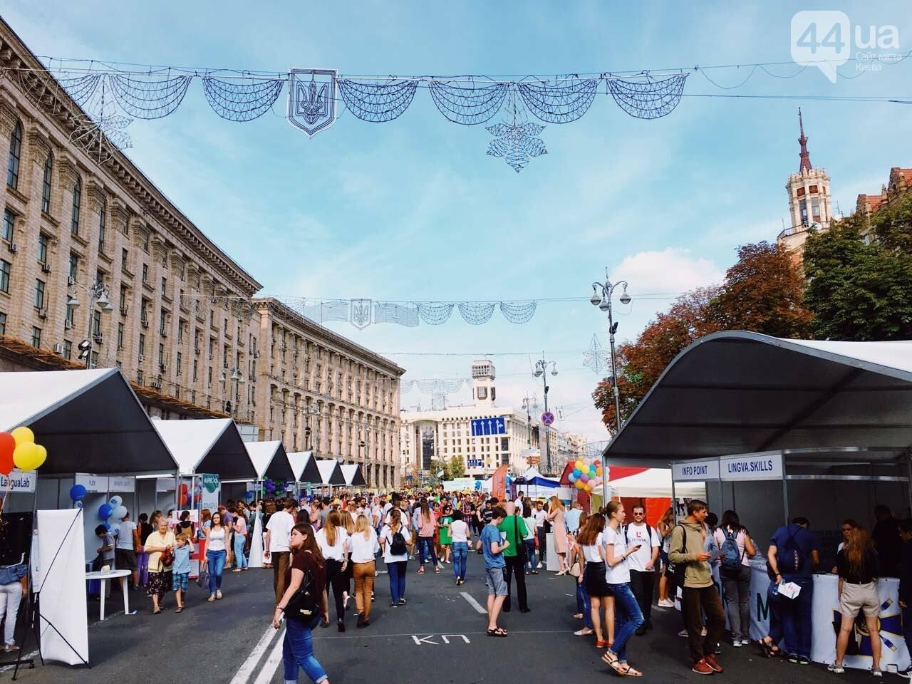 """Как на Крещатике прошел фестиваль """"Маркет языков"""", - ФОТООТЧЕТ, фото-7"""