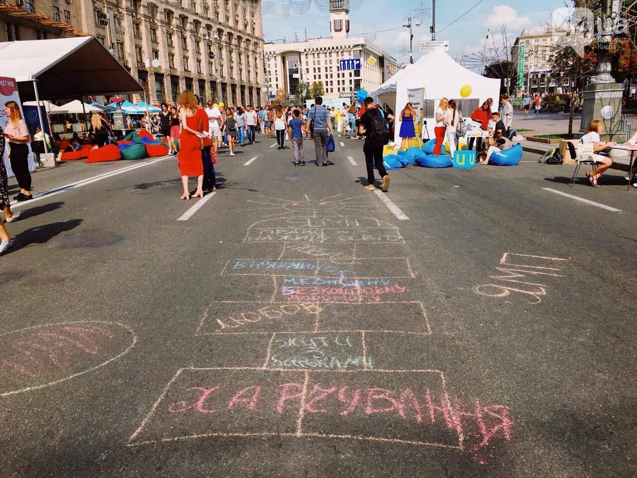 """Как на Крещатике прошел фестиваль """"Маркет языков"""", - ФОТООТЧЕТ, фото-23"""
