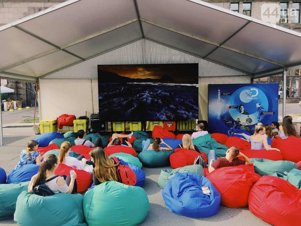 """Как на Крещатике прошел фестиваль """"Маркет языков"""", - ФОТООТЧЕТ, фото-19"""