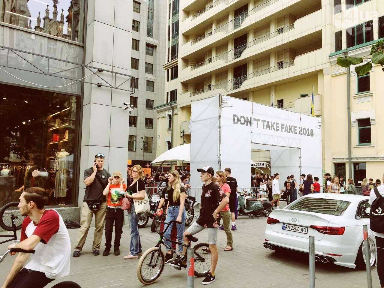 Уличная мода, стрит-арт и городские субкультуры: как прошел фестиваль don't Take Fake 2018, фото-5