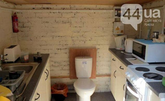 """""""К этому нужно привыкнуть"""": в Киеве сдавали дом с совмещенными кухней и санузлом , фото-1"""