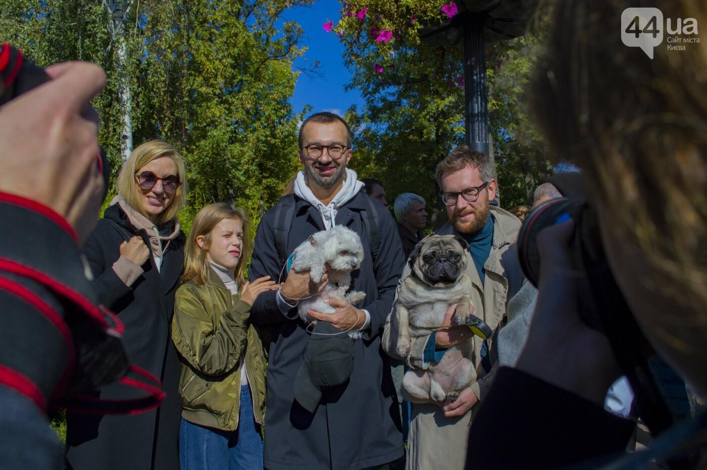 Собаки, коты и хомячки: в Киеве прошла акция за права животных, - ФОТОРЕПОРТАЖ, фото-32